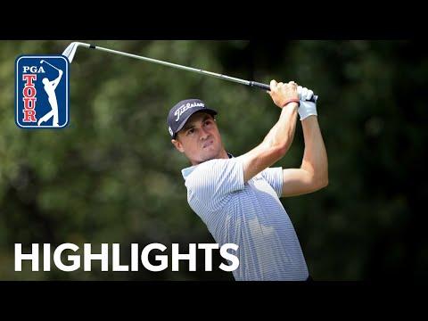 Justin Thomas shoots 3-under 67 | Round 2 | TOUR Championship | 2021