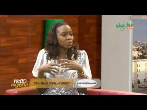 HELLO NIGERIA - Breast cancer awareness | Wazobia Max