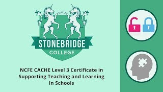 Teaching Assistant Course: Certificate in Supporting Teaching and Learning in Schools (Level 3)