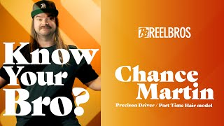 """""""Know Your Bro"""" - Chance Martin"""