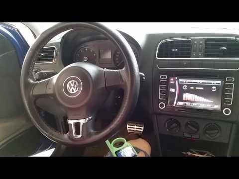 Handy baby VW Polo assistant copy add new key