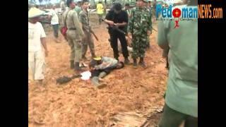 Repeat youtube video Video Tragedi Warga Mesuji-Lampung