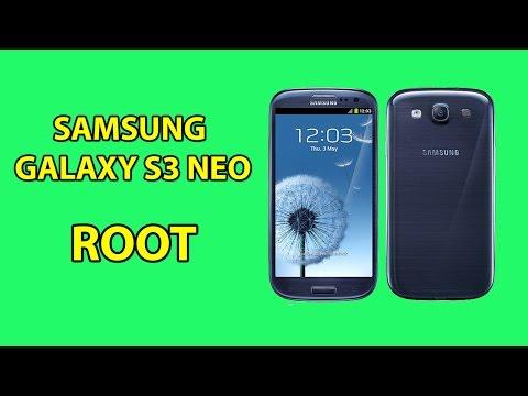 Ottenere i permessi di root su Samsung Galaxy S3 Neo (GT-I9301I)