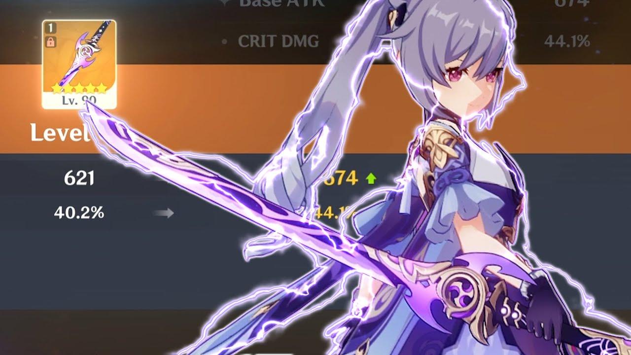 MAXING MISTSPLITTER! Was It Worth The Pain? (Genshin Impact)