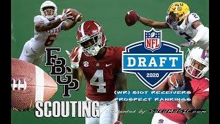 Football Gameplan's 2020 NFL Draft Prospect Rankings: (WR) Slot Receivers