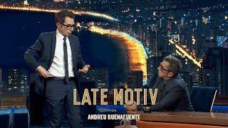 LATE MOTIV - Berto Romero y Pasolini | #LateMotiv435