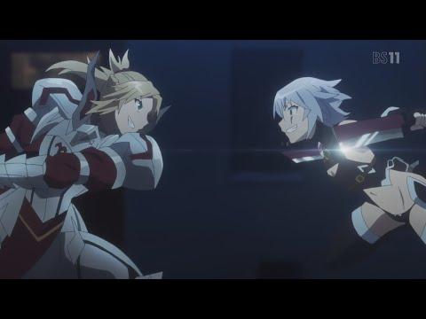 Dragon Saga PvP: Dragoon vs. Ninja