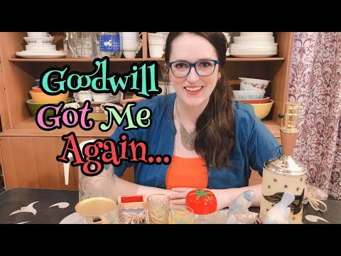 Goodwill Thrift Haul | AMAZING Needlework was rescued! | Reselling for Profit || Nesting Haven