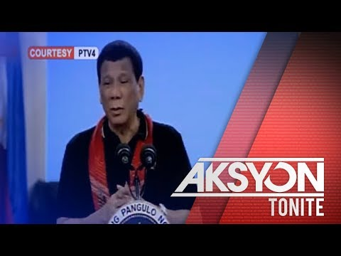 Pres. Duterte, hugas-kamay sa ambush kay Mayor Loot