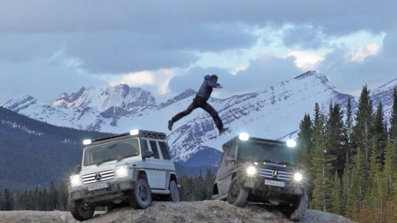 mike horn expedition with the mercedes g class youtube. Black Bedroom Furniture Sets. Home Design Ideas