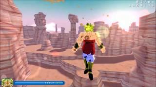 ZEQ 2 lite F3 gameplay HD trailer --  dragon ball z  PC game 2013
