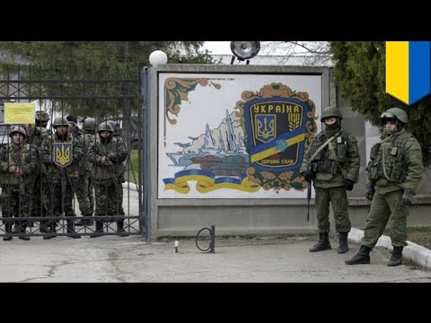 "Russia ""in control"" of entire Crimean peninsula"