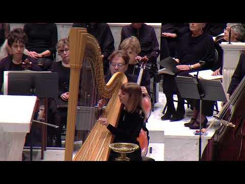 The Oratorio Society of New Jersey   Saturday, November 11, 2017  First  Half