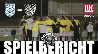 FC Süderelbe - FC Teutonia 05 (4. Spieltag, Oberliga Hamburg) | TEUTONEN.TV!