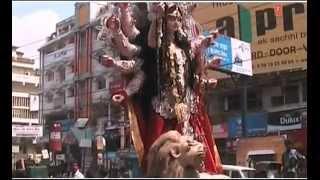 vidaai kaise kareen bhojpuri devi bhajans full song i durga maai ke anganwa