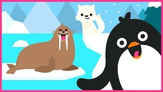 Arctic Animals for kids | Learn, Play & Explore Arctic Animals | Preschool Learning Series