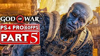 Download Video GOD OF WAR 4 Gameplay Walkthrough Part 5 [1080p HD 60FPS PS4 PRO] - No Commentary MP3 3GP MP4