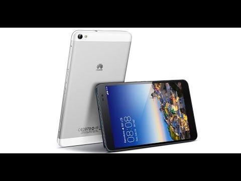 Оригинальный Huawei MediaPad X1 с AliExpress.com: Распаковка и .