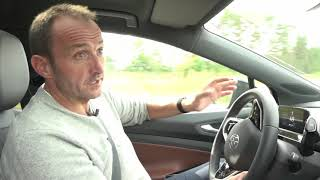 First Test Drive Video Review: Volkswagen VW ID4 (2021), Prototype