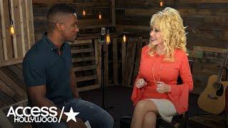 CMAs: Dolly Parton On Receiving The Willie Nelson Lifetime Achievement Award