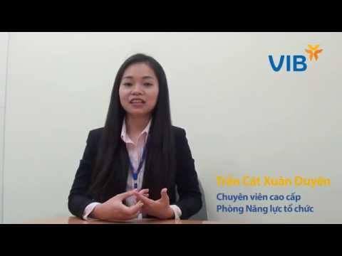 VIB - Ngân hàng đầu tiên ở Việt Nam tuyển dụng qua Facebook
