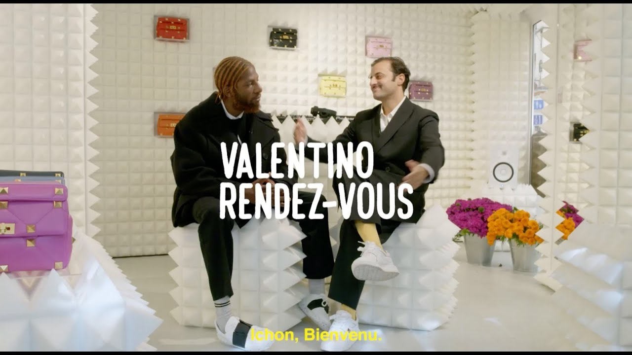 Valentino Rendez-Vous | Are We On Air | Ichon