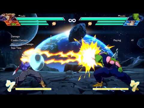 Best fireball!?!? Dragon ball fighterz!? WOW much strong! Beam fireball battle tidbits part 2