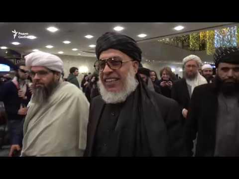 Талибы в Москве