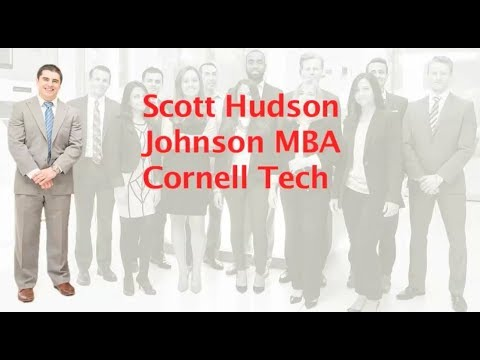 Scott Hudson | Creative Fit Introduction  | Cornell Tech Application 2017