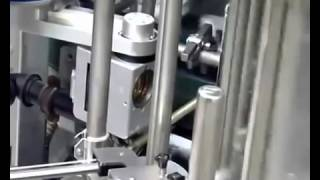 видео Печать этикеток на бутылки с водой