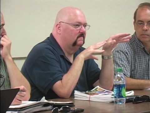 Somerset Berkley Regional Building Committee - July 20, 2011