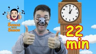Hickory Dickory and Other Nursery Rhymes and Kids Songs by Songs with Simon | Compilation #3