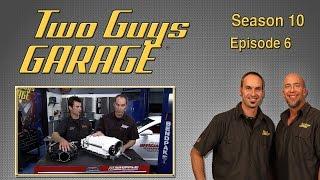 2010 Camaro Supercharger Installation | Two Guys Garage | Season 10 | Episode 6