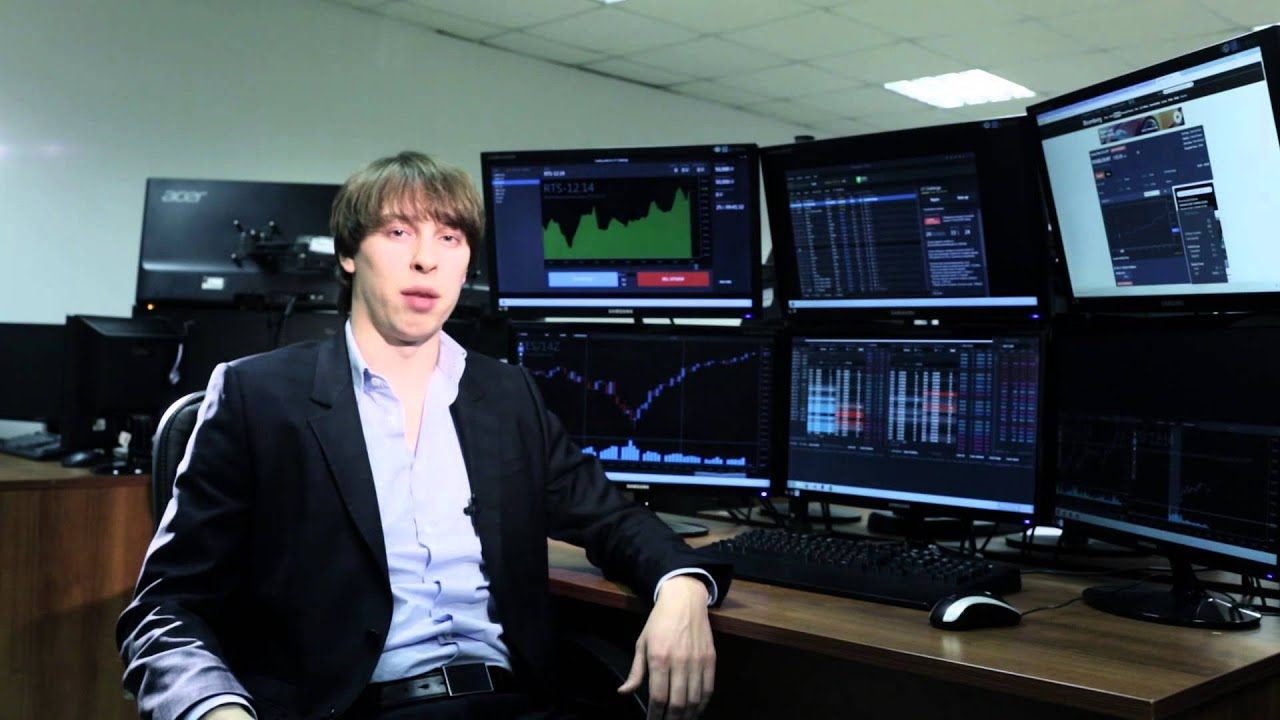 Роман Вишневский United Traders Финалист GSEA 2014 - YouTube