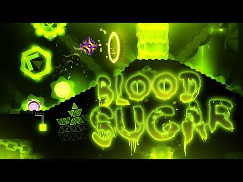"""Blood Sugar"" (Demon) by Rafer | Geometry Dash 2.1"