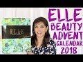 ELLE Beauty Advent Calendar 2018 Unboxing, Review: BEST of 2018?