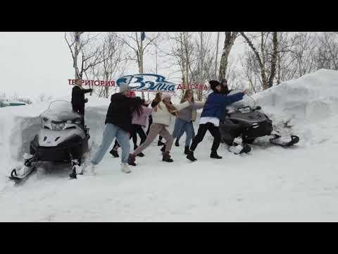 Flashmob | Little Big - Uno