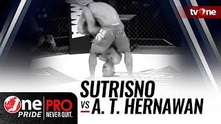 One Pride MMA #2: Sutrisno VS Apep T. Hernawan