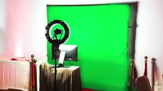 Green Screen Photo Booth for your events in Los Angeles