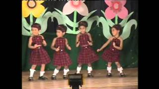 shwethas mrpl pre nursery school annual day function