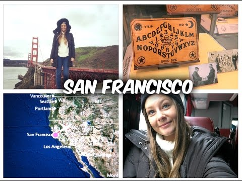 EXPLORING SAN FRANCISCO | USA Day 3