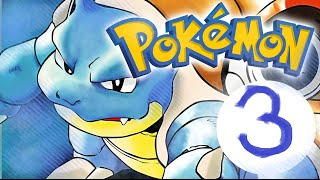 Lets Play Pokemon Blau #003 : Pika Pika !!!