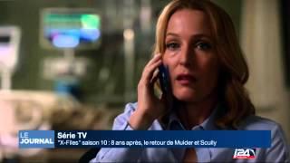 """""""X-files"""" saison 10: le premier épisode diffusé cette semaine"""