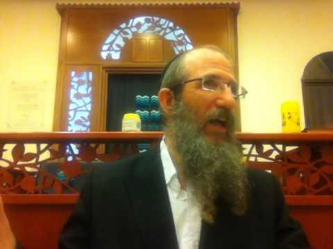 הרב ברוך וילהלם - תניא - ליקוטי אמרים - תחילת פרק יג