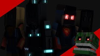 Minecraft Animation - Injustice 2 Mini-Battle