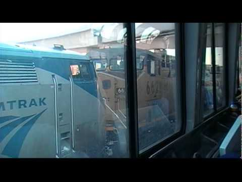 "Thumbnail: Amtrak #5 Departing Denver, CO & The ""Train From Hell"" 1/8/2010"