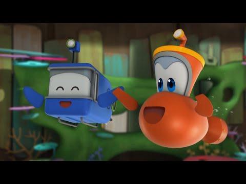 Марин и его друзья - Подводные истории - Альто учится мастерить
