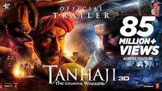 Tanhaji The Unsung Hero Movie