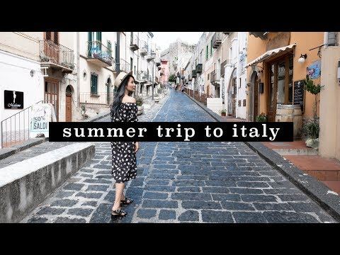 Sicily Italy Travel Vlog