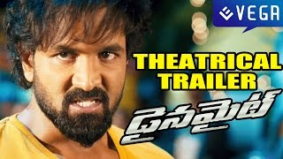 Dynamite Movie : Theatrical Trailer : Manchu Vishnu, Pranitha : Latest Telugu Movie 2015